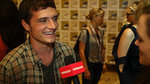 Josh Hutcherson Tells Us About the Catching Fire Scene He's Most Excited About