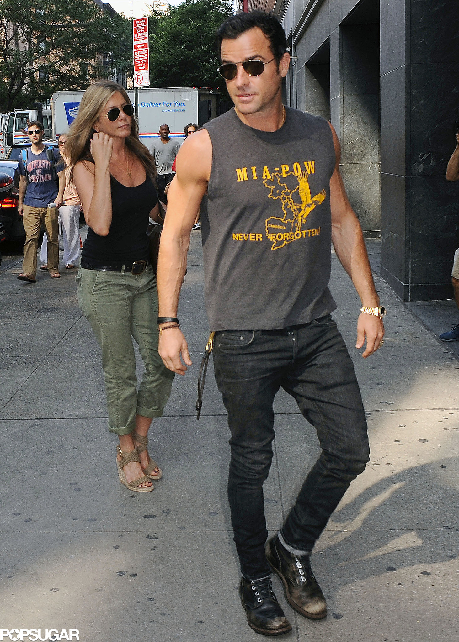 Jennifer Aniston and Justin Theroux are inseparable, so we're bet365 telefon-nr not ...