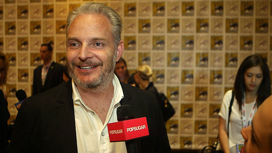 "Catching Fire Director Francis Lawrence Says ""It Became Very Friendly Really Quickly"" on Set"