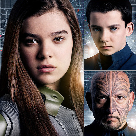 See the Ender's Game Character Posters