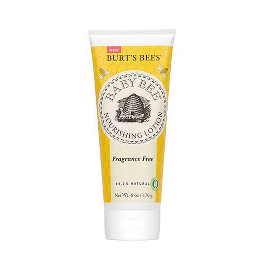 Women with sensitive noses will enjoy Burt's Bees Baby Bee Lotion ($16), which is completely fragrance-free.