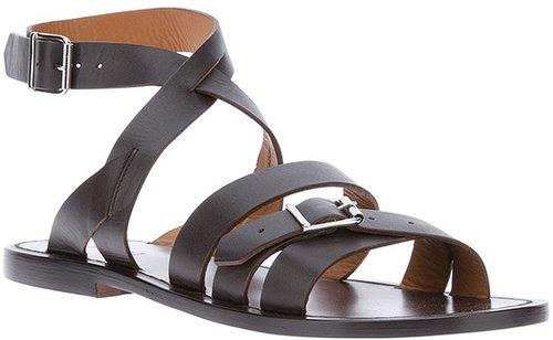 Marni strappy gladiator sandal