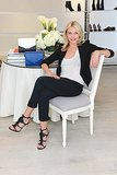 "In July, Cameron Diaz was named artistic director of Pour La Victoire, giving fans of the leggy star the opportunity to emulate her footwear style come Spring. ""Cameron's Picks"" for Fall and Holiday will roll out earlier, as well as a Jessica Hart campaign, where she was seen on set. Source: WWD"