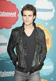 Paul Wesley was at Comic-Con to talk about what's next for The Vampire Diaries.
