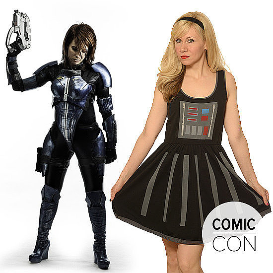 The Most Dangerous Women at Comic-Con