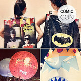 Our Comic-Con Instagram Diary