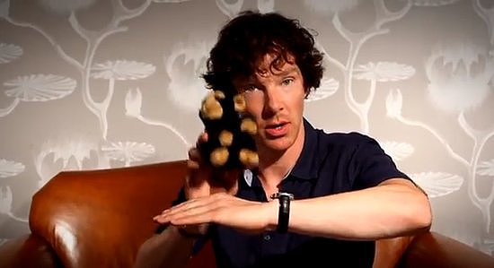"Sherlock Comic-Con Panel: ""They Wouldn't Stop There, Would They?!"""