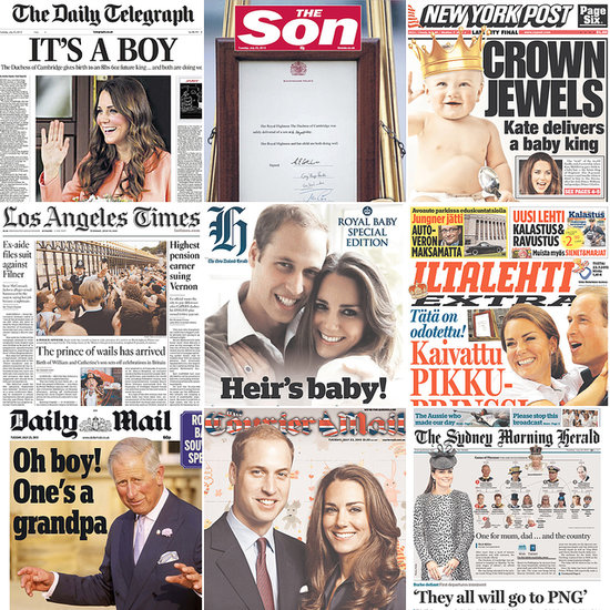 http://media2.onsugar.com/files/2013/07/23/707/n/1922398/f8b93d59f9421d3e_katemiddletoncovers.preview/i/Royal-Baby-Birth-Newspaper-Covers-Photos.jpg