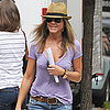 Jennifer Aniston and Justin Theroux on a Date | Photos