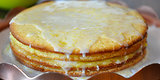 Lemon Curd Cake: A British Treat Fit for a Royal Feast