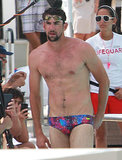 49. Michael Phelps