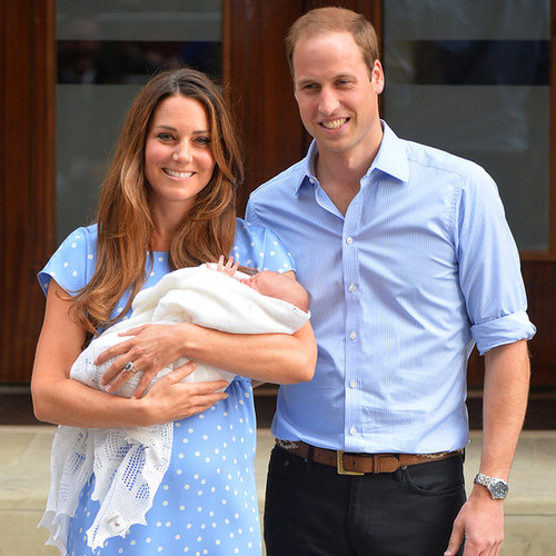 Kate Middleton and Prince William's Royal Baby Statement