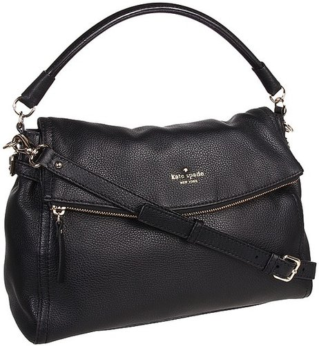 Kate Spade New York - Cobble Hill Little Minka (Black) - Bags and Luggage