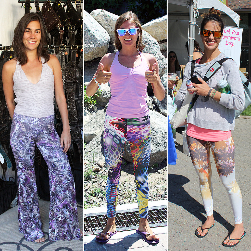 Second Skin: 12 Pairs of Wild-Print Pants at Wanderlust