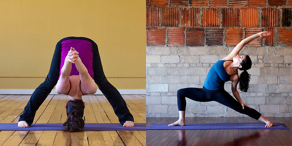Flying Coach? Relieve an Achy Body With These Postflight Yoga Poses