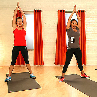 10-Minute Jessica Alba CrossFit Workout Video