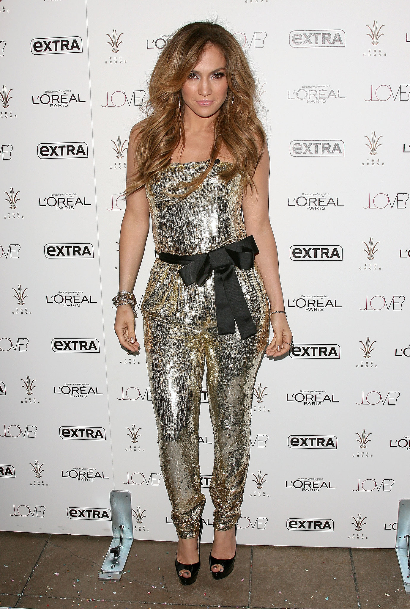 Jennifer Lopez Style Some Like It Haute Jennifer Lopez 39 S 68 Sexiest Styles Popsugar Fashion