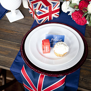 British Baby Shower