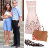 We've Got Kate Middleton's Postbaby Wardrobe Ready!
