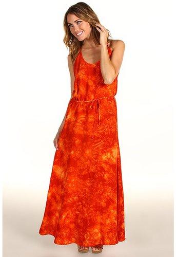 C&C California - Crystal Wash Strappy Maxi Dress (Dream Catcher Multi) - Apparel