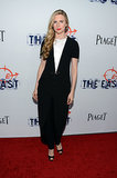 Brit Marling at the Hollywood Premiere of The East