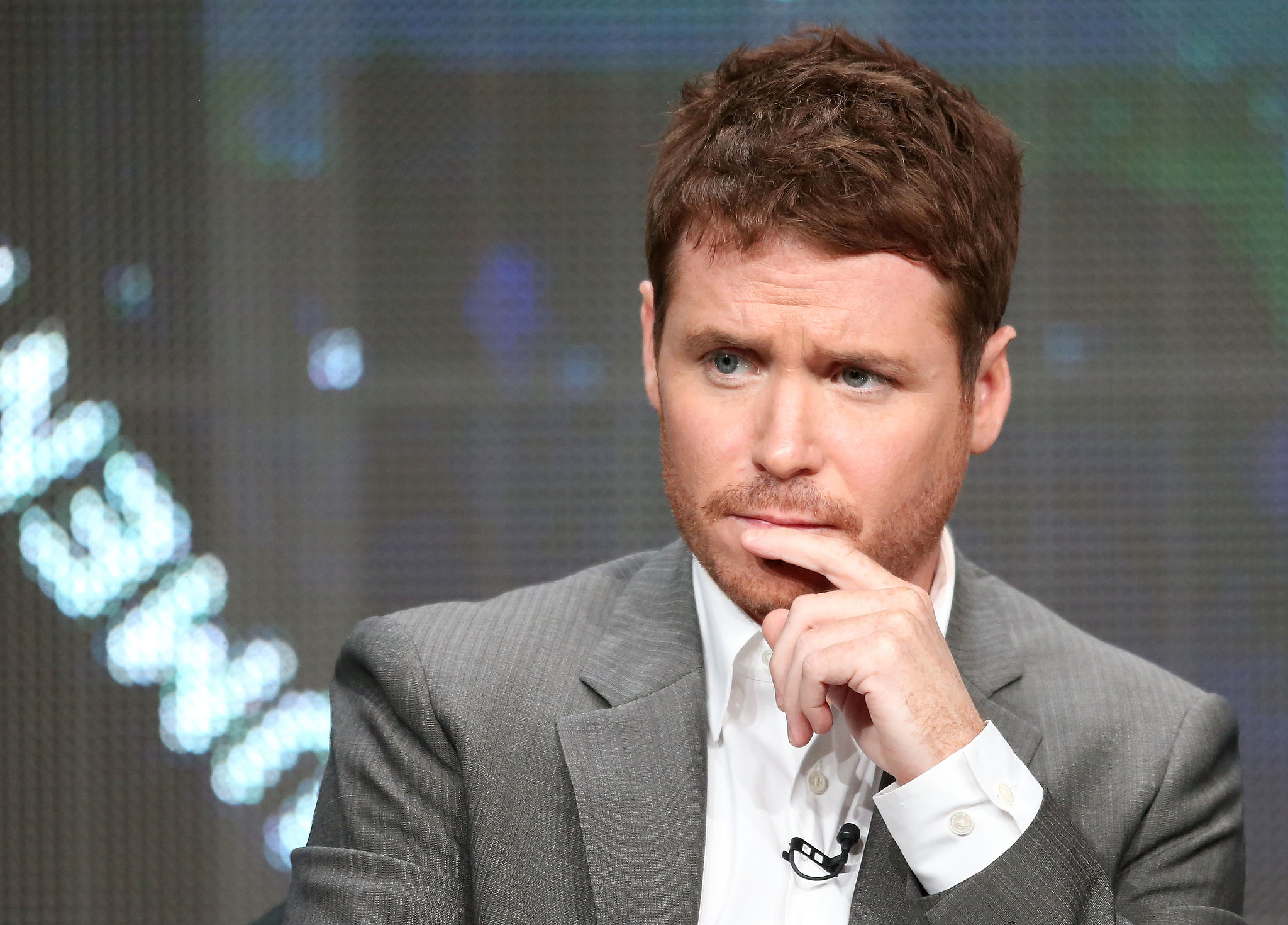 Kevin Connolly spoke on stage during the 30 for 30 panel.