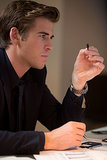 Liam Hemsworth in Paranoia.