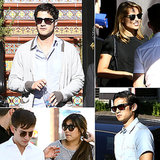 The Glee Cast Gathers to Celebrate Cory Monteith's Life