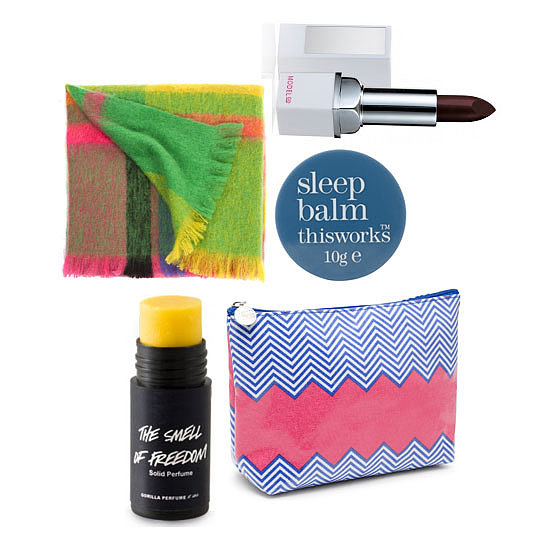Let's Glamp: Your Splendour in the Grass Beauty Kit