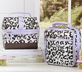 Animal-Print Lunch Bags