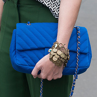 Bag Buzz: 50 Shades of Blue