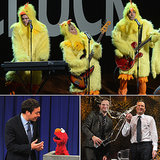 13 Reasons Jimmy Fallon Will Be One Rad Dad