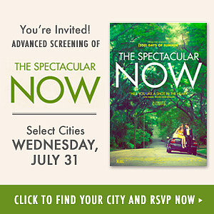 Spectacular Now Pre-Screening