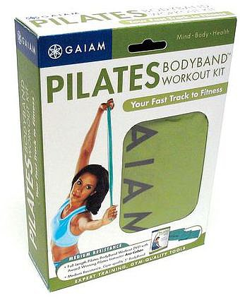 Pilates Band Kit Medium Resistance with Ana Caban