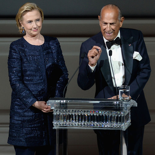 Oscar de la Renta: I Would Love to Dress Michelle Obama