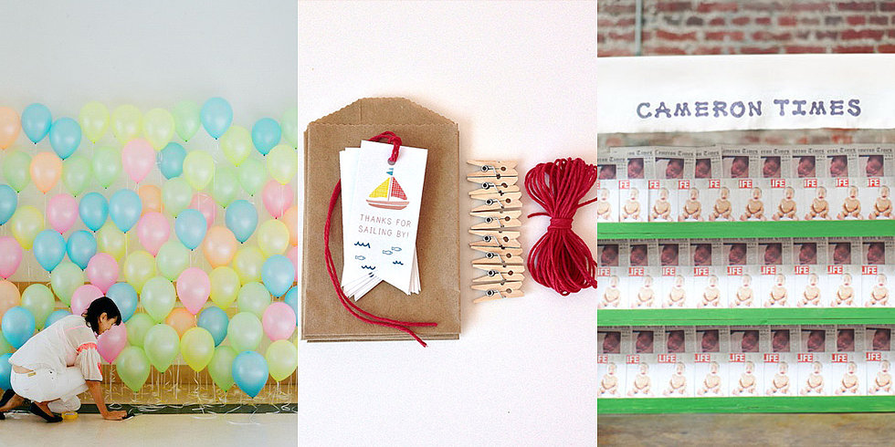 10 Ways to Make Your Kids' Parties Stand Out