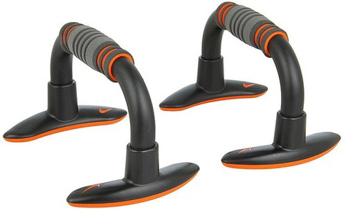 Nike - Push Up Grips (Black/Orange Blaze/Anthracite) - Accessories
