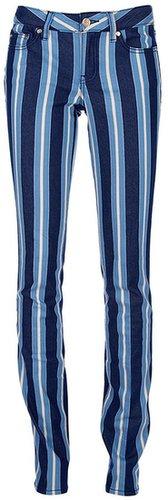 Tory Burch Striped jeans