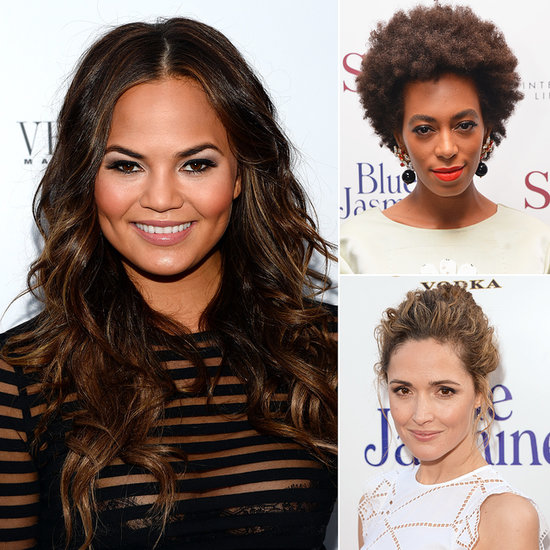 10 Celebrity Beauty Looks to Amp Up Your Weekend Style