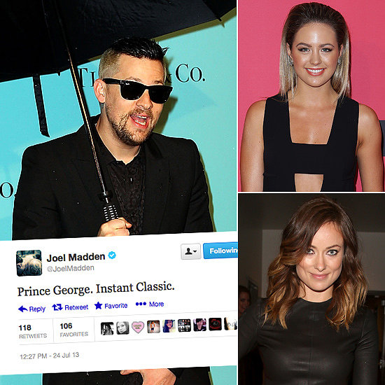 Tweets of the Week: Joel Madden, Jesinta Campbell, Olivia Wilde and More!