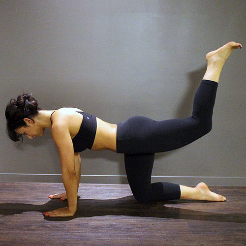 How to Tone Your Hamstrings and Bum