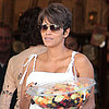 Pregnant Halle Berry in LA | Pictures