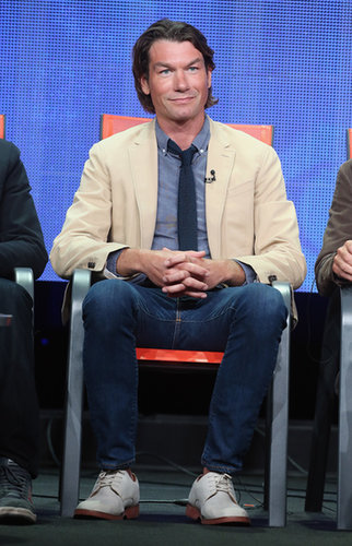 Jerry O'Connell was at the We Are Men panel as part of the Summer TCA Press Tour.