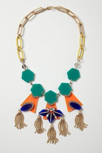 Geometer Necklace