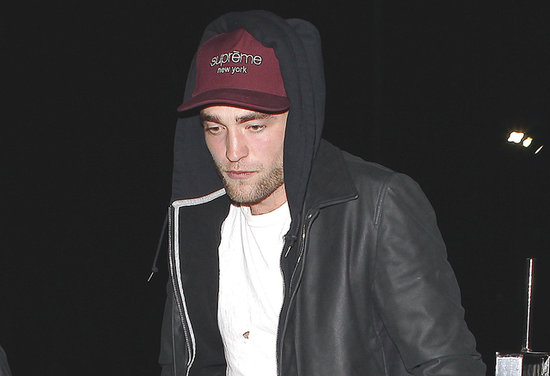 Robert Pattinson Hooks Up With Sia For Jay Z and JT's Big Concert