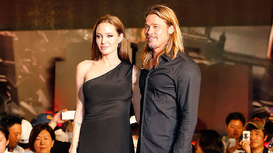 Brad and Angelina Have His-and-Hers Tokyo Screenings!