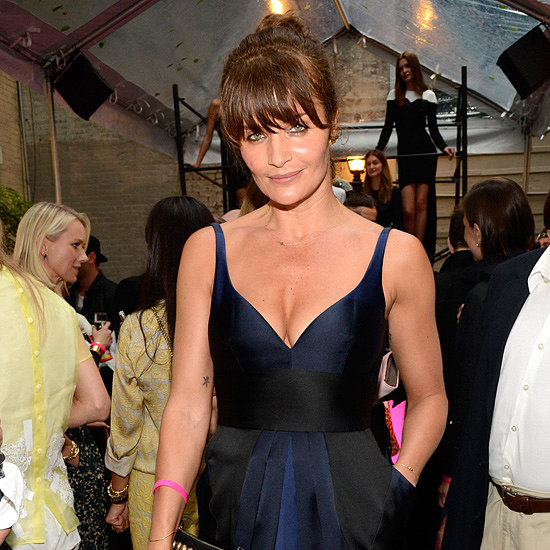 Shocked by Helena Christensen's Latest Ads? Here's Why We're Not!