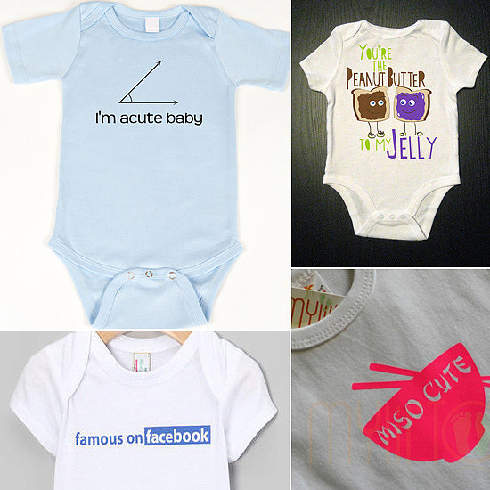 11 Witty Onesies For Babies With a Sense of Humor