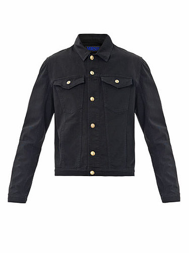 Versus Two-pocket denim jacket