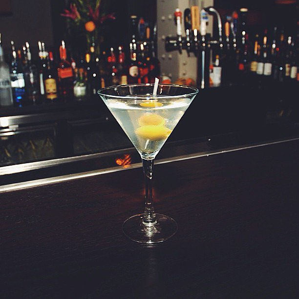 Go to a Bar Alone Why it works: Approaching a bar, ordering a drink, and sitting by yourself when you're dressed up is super sexy. Although the thought of doing so might make you want to run in the opposite direction, you'll feel incredibly confident afterward — promise. And who knows who you'll meet?  Source: Instagram user oviebarandgrill